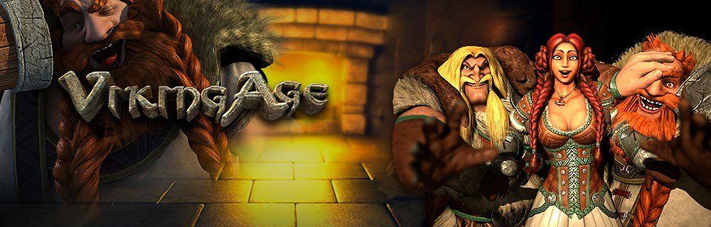 Viking Age играть онлайн в клубе Вулкан