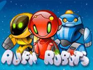 Игровой автомат Вулкан Alien Robots