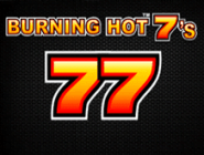 Играть на деньги в Вулкан Burning Hot 7's