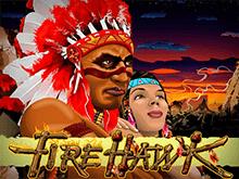 Fire Hawk в Вулкане Удачи