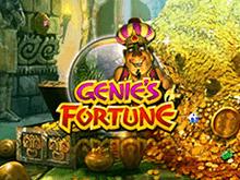 Играть на деньги в Genie's Fortune