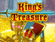 King's Treasure в Вулкане Удачи