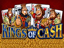 Игровой автомат Вулкан Kings of Cash