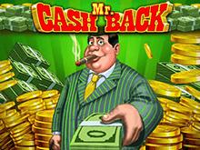 Mr. Cashback в Вулкане Удачи