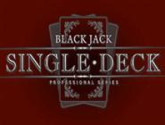 Игровой автомат Вулкан Single Deck Blackjack Professional Series