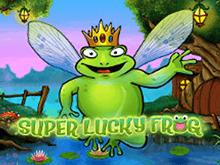 Super Lucky Frog в Вулкане Удачи