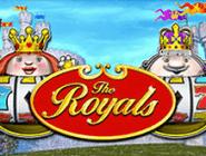 The Royals в Вулкане Удачи