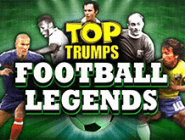 Top Trumps Football Legends в Вулкане Удачи