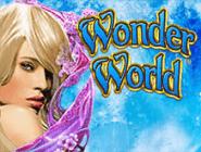 Играть на деньги в Wonder World